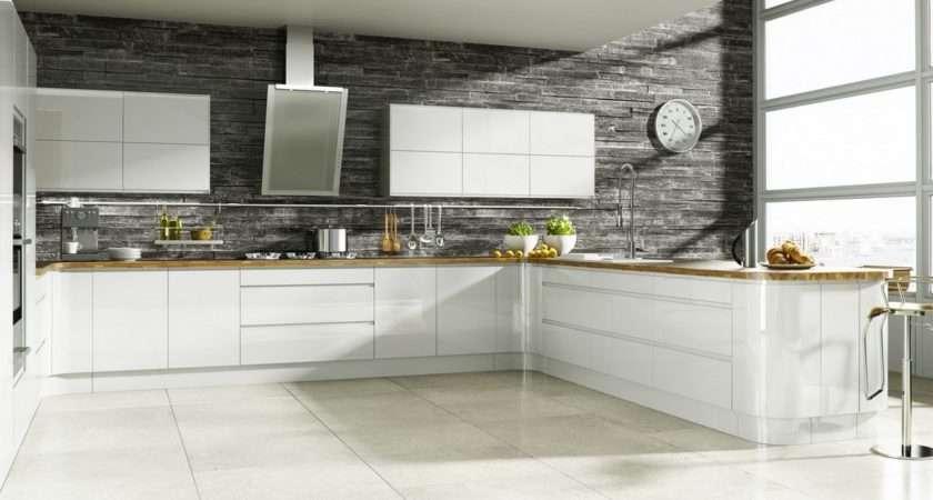 Modern Kitchen Backsplash Create Comfortable Cozy