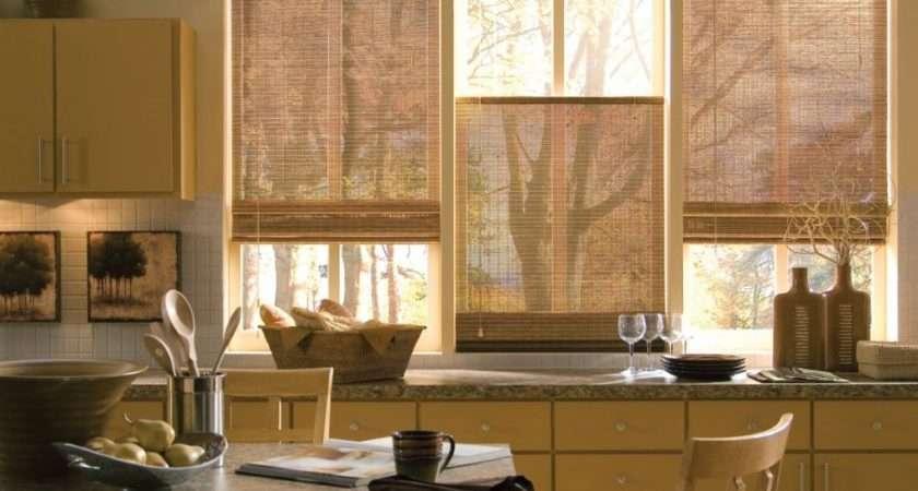 Modern Kitchen Curtains Window Treatments Decobizz