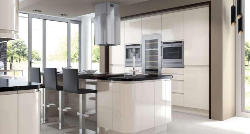 Modern Kitchen Designs Rock Your Cooking World