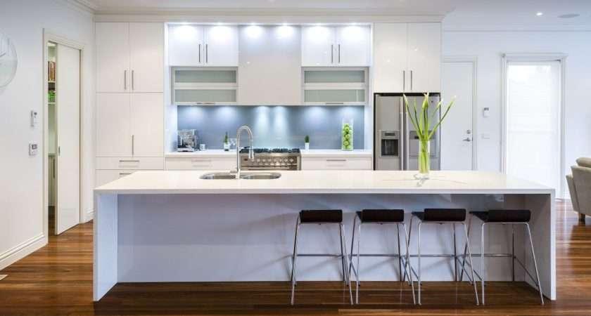 Modern Kitchen Flooring Home Interior Decorating Ideas