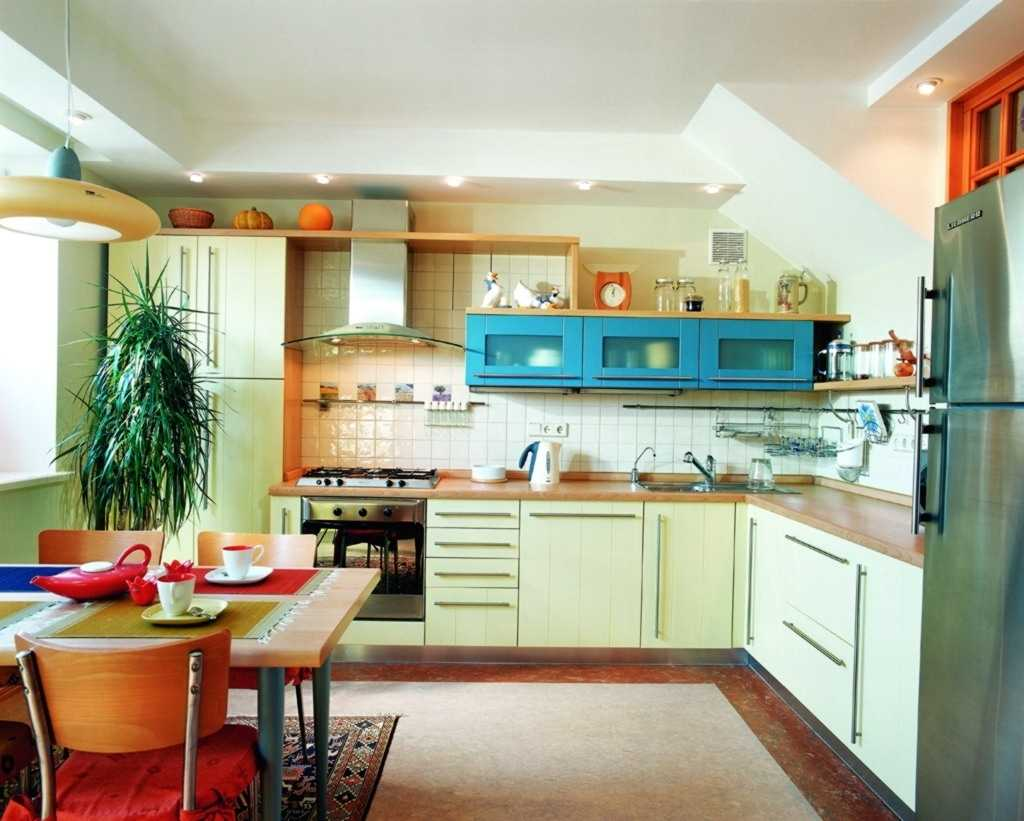 Modern Kitchen Interior Home Design