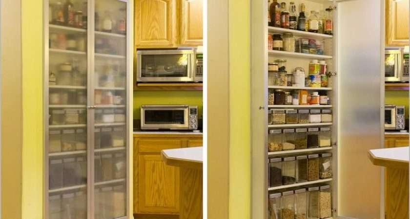 Modern Kitchen Pantry Storage Ideas