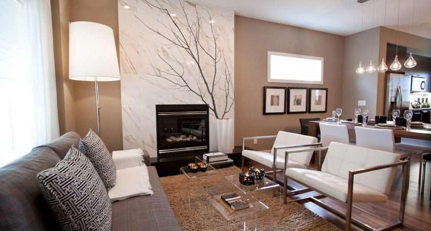 Modern Living Room Calgary Best Interior Design