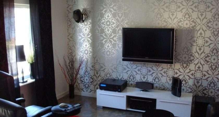Modern Living Room Carving Setup Design Ideas