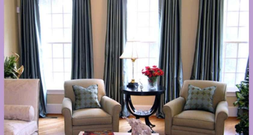 Modern Living Room Curtains Ideas Homedesigns