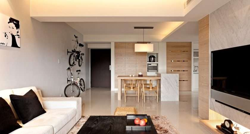 Modern Living Room Decorating Ideas Apartments Industry Standard