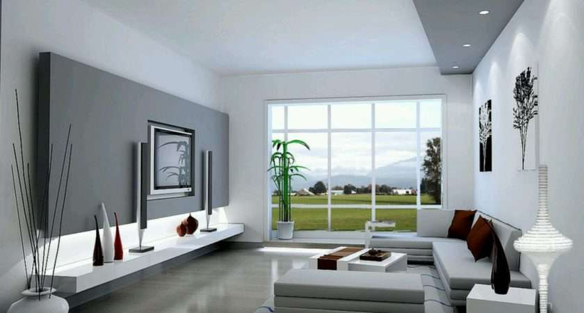 Modern Living Rooms Interior Designs Ideas Home Design