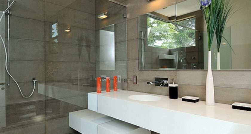 Modern Luxury Bathroom Designs