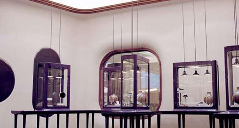 Modern Luxury Octium Jewelry Store Interior Design Ideas