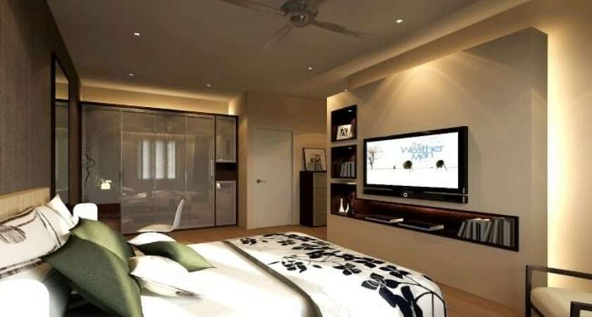 Modern Master Bedroom Interior Design Ideas Designs