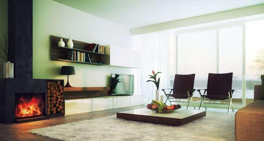 Modern Neutral Living Room Rug Olpos Design