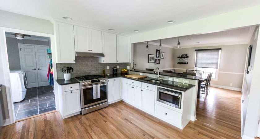 Modern Open Kitchen Design Probuilders Also Most Inspiring