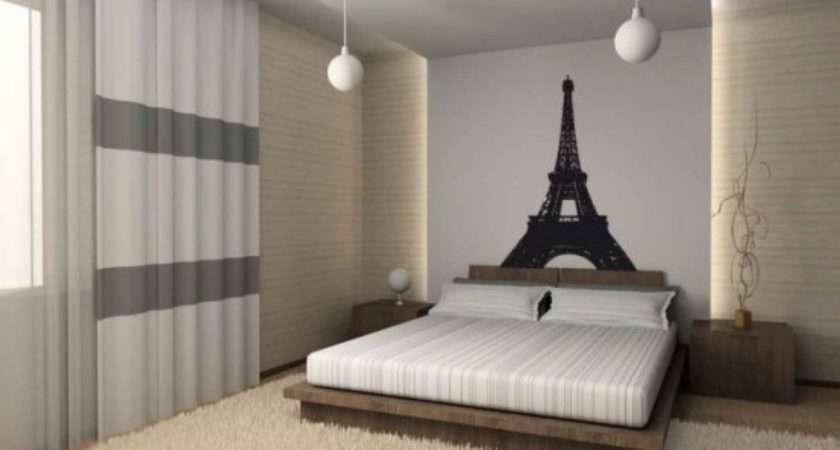 Modern Paris Room Decor Ideas