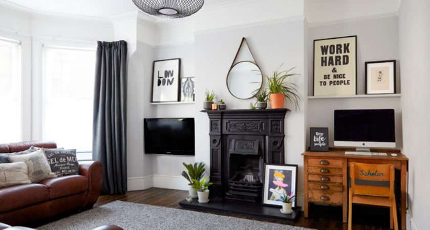 Modern Period Living Traditional Room London