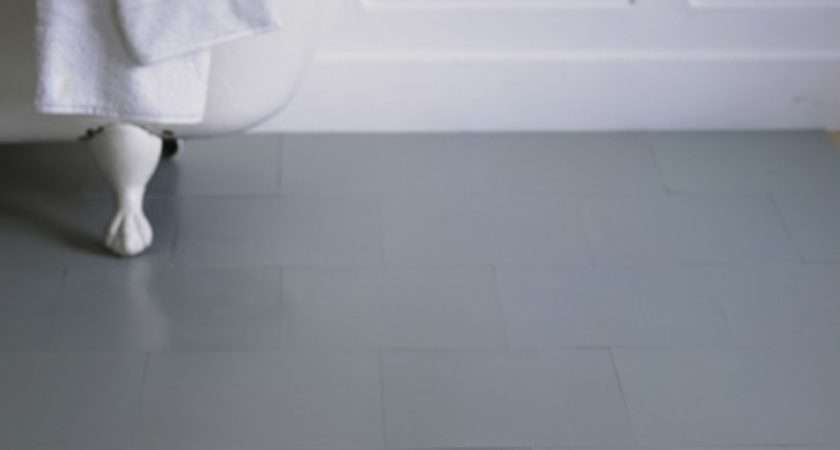 Modern Rubber Flooring Bathroom Ideas
