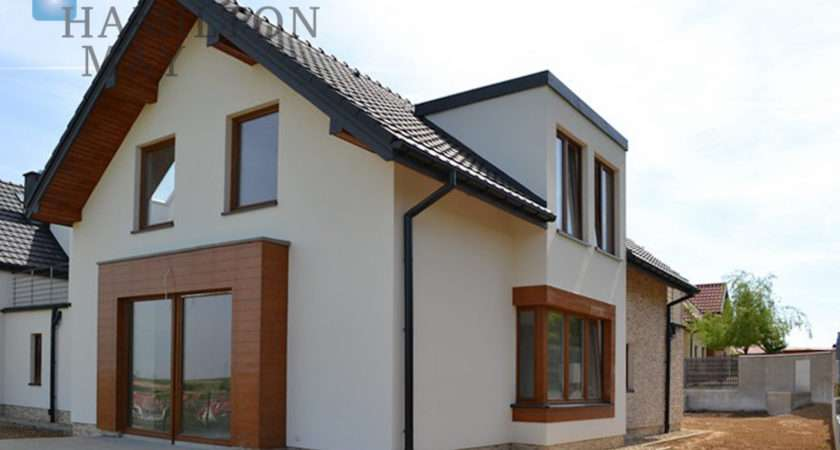 Modern Semi Detached House Quiet Neighborhood Near Cracow