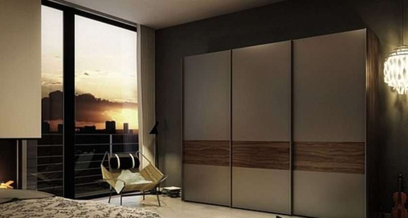Modern Sliding Doors Wardrobes Adding Style Your Bedroom