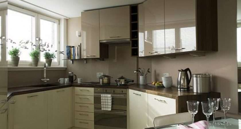 Modern Small Kitchen Designs Get Best
