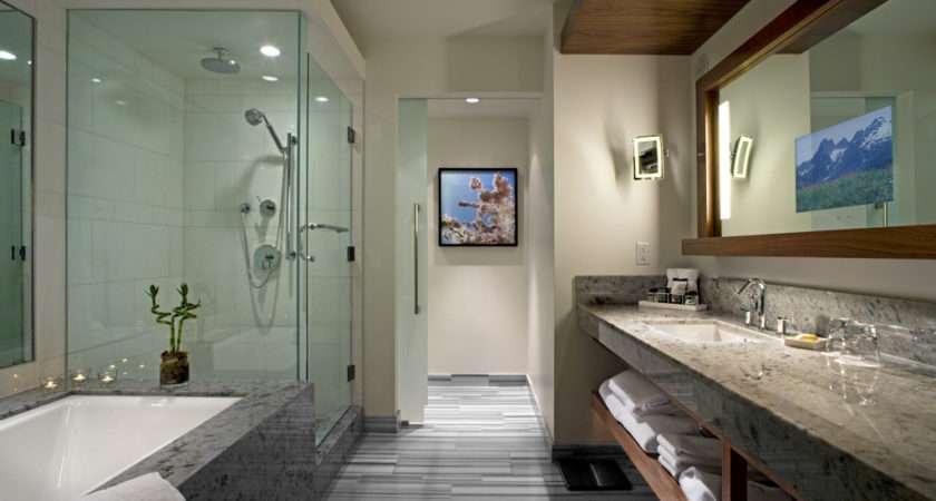 Modern Spa Bathroom Design Liftupthyneighbor