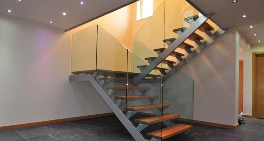 Modern Staircase Contemporary Staircases Floating Stairs