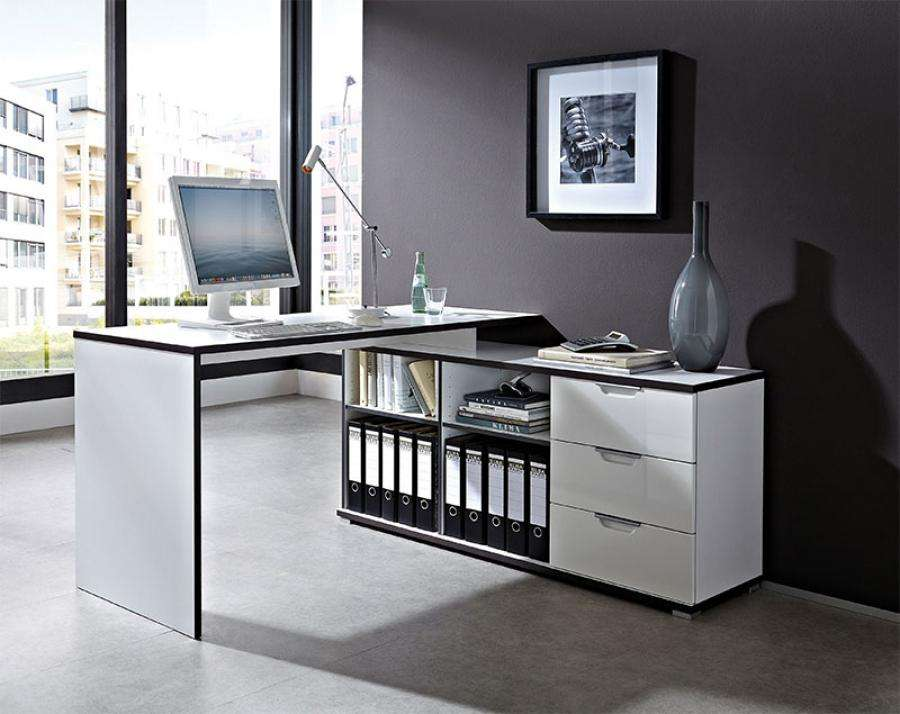 Modern Study Desk Contemporary Home Office Trendy Products