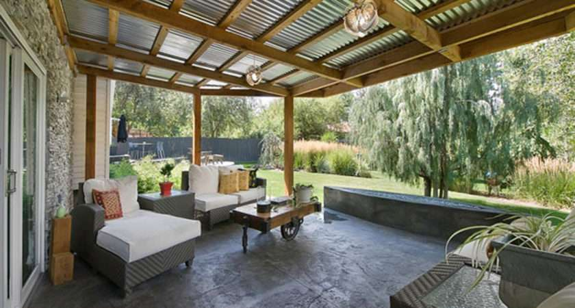 Modern Terrace Design Whiting Way Interior Architecture