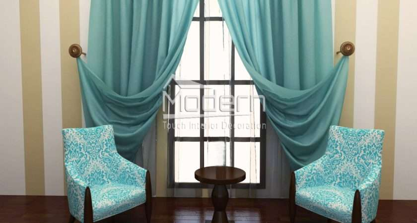 Modern Touch Interior Decoration