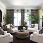 Modern Traditional Home Living Room Robeson Design