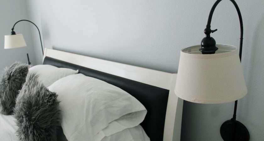 Modern Traditional Wall Lamps Bedroom Chris Loves Julia