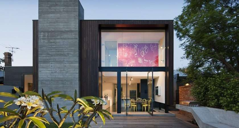 Modern Victorian House Colorful Interiors Classy Exterior South