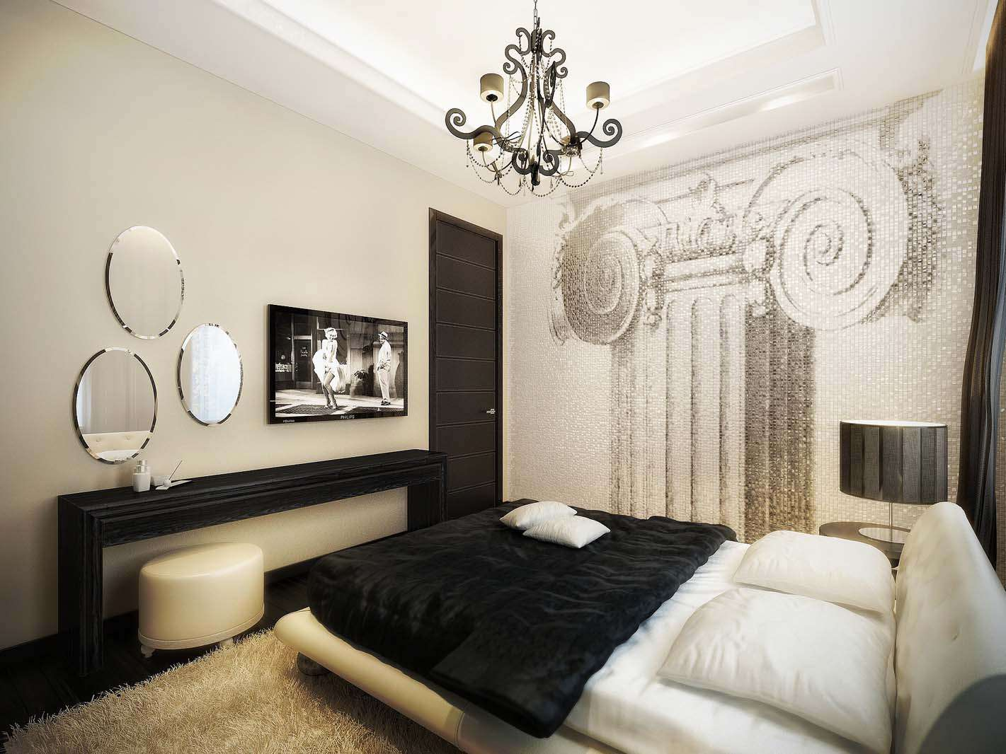 Modern Vintage Bedroom Decorating Ideas