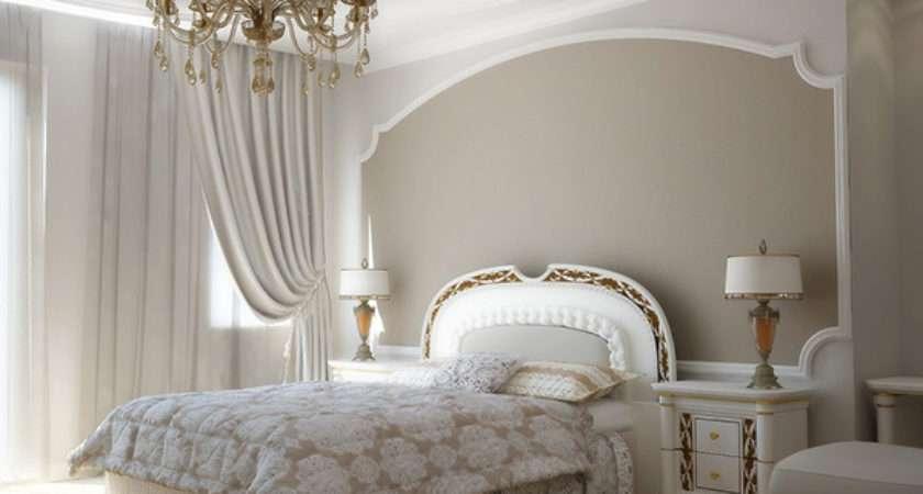 Modern Vintage Glamorous Bedrooms Decoration House