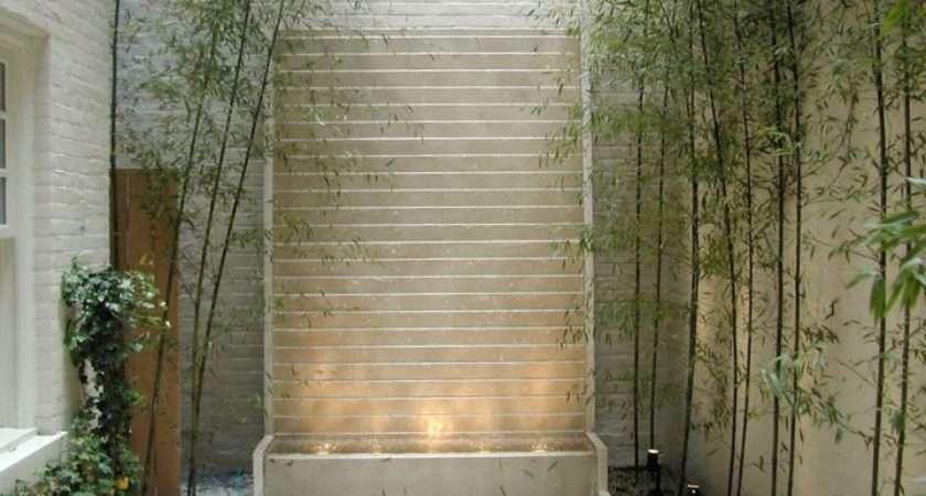 Modern Water Feature Designs Your Garden