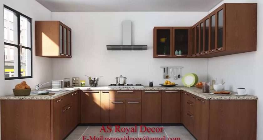 Modular Kitchen Design Rapflava