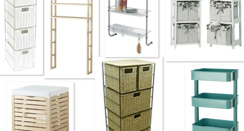 Molger Storage Stool Ikea Seagrass Drawers