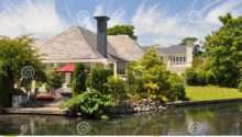 Mona Vale Beautiful House Garden Christchurch