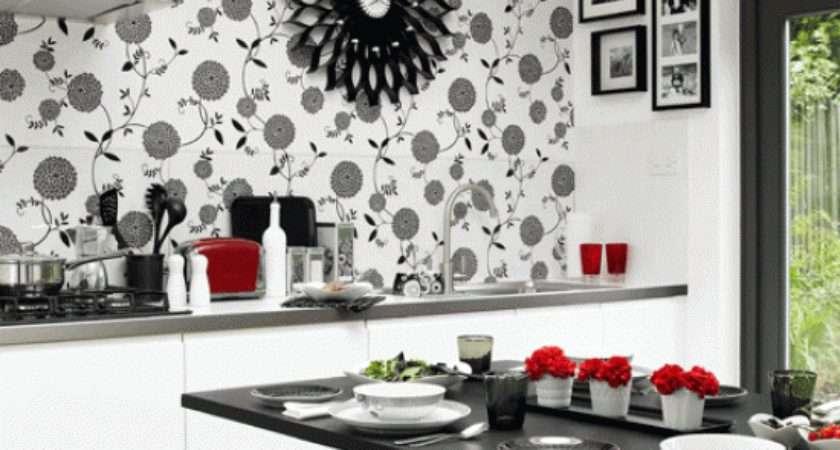 Monochrome Kitchen Diner Dining Room Ideas