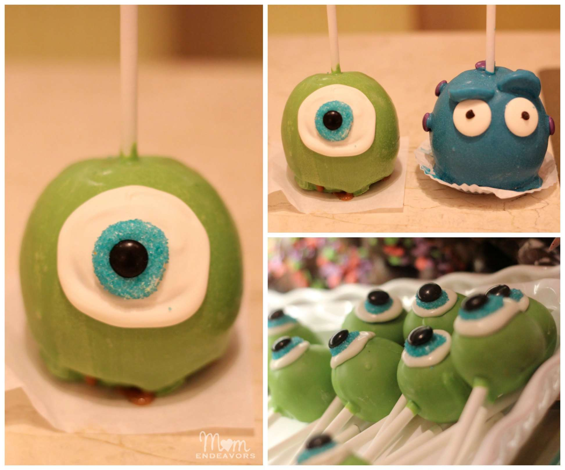 Monstrously Creative Monsters University Crafts Fun Food Ideas