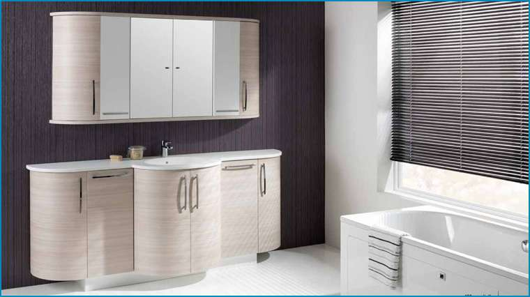 Montrose Fitted Bathroom Furniture Crowborough Bath Shop