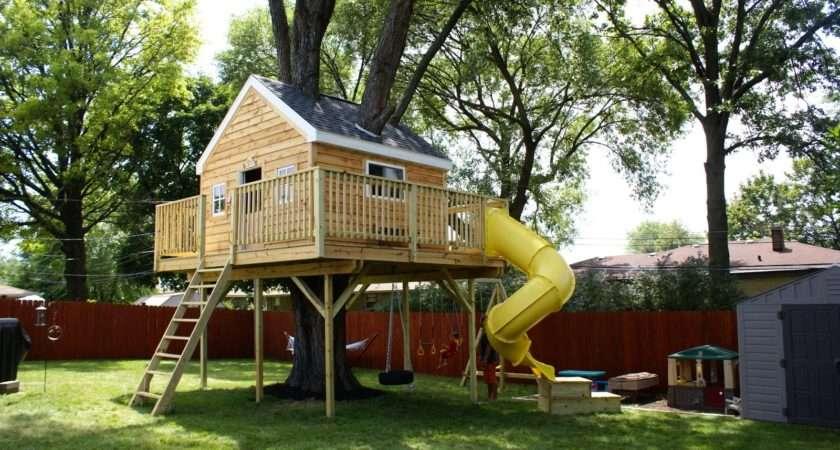 More Friendly Stuff Tree House Story