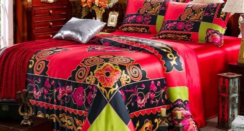 Moroccan Bedding Sets Ideas Diy Home Life Creative