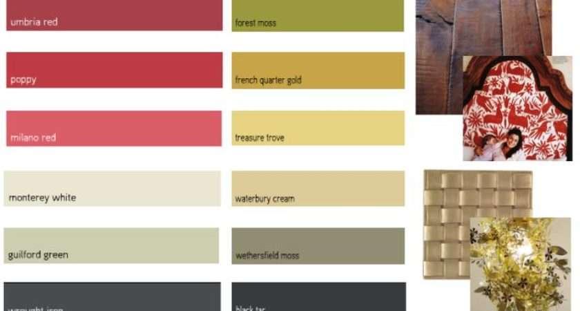 Moroccan Color Scheme Inspiration Pinterest
