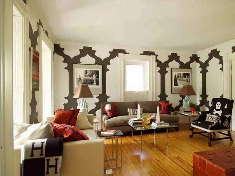 Moroccan Decor Ideas Living Room Attractive