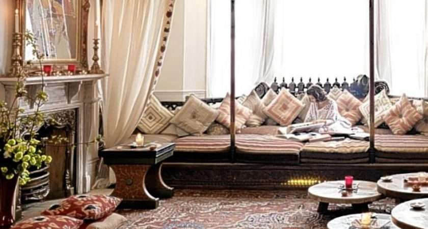Moroccan Interior Design October