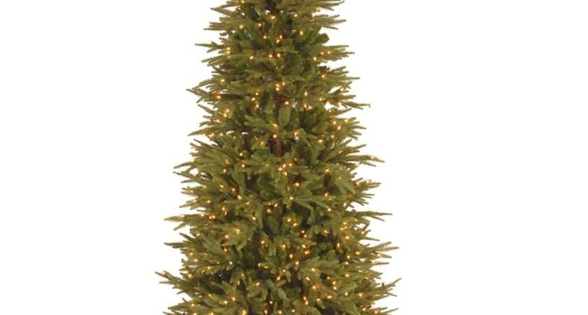 Most Advanced Pre Lit Deluxe Fraser Fir Slim Feel Real