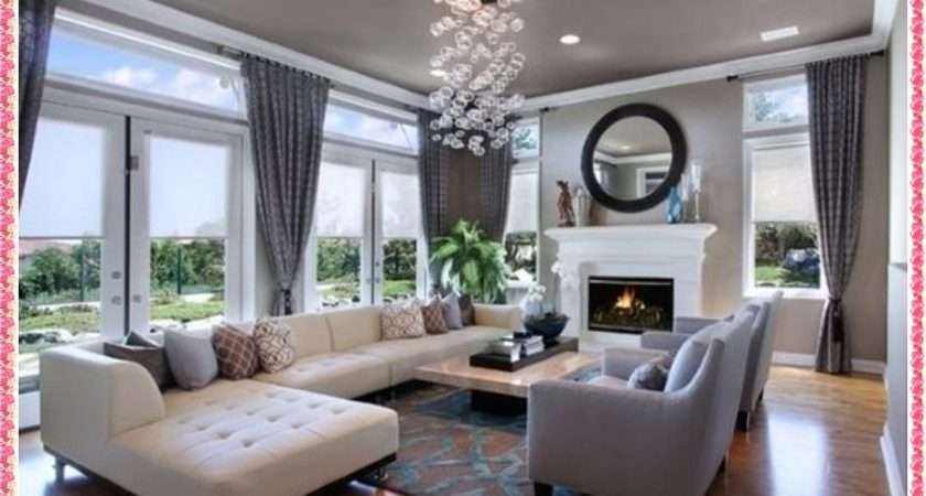 Most Beautiful Living Rooms Alluring