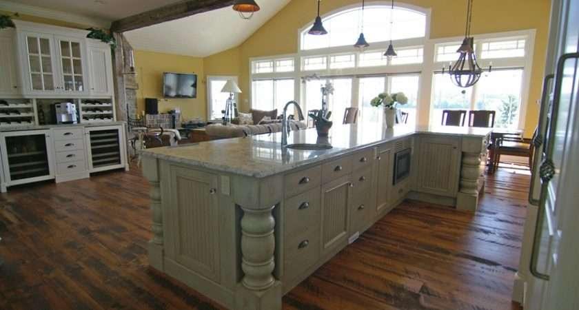 Most Stunning Kitchen Island Designs