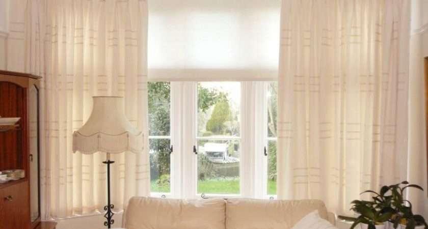Motorized Window Treatments Best Option Bay Windows