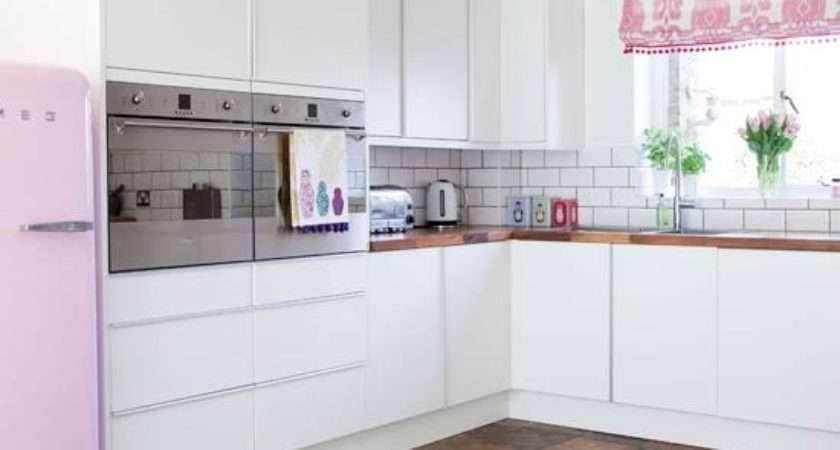 Mottled Effect Kitchen Floor Tiles Flooring