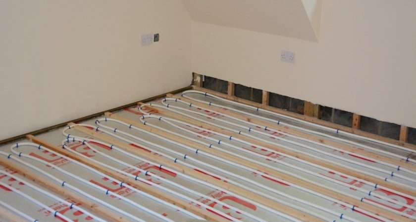 Much Does Underfloor Heating Raise Floor Level